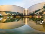 广东科学中心复杂空间网格结构设计