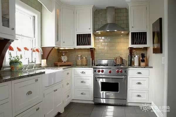 这大概是有关厨房设计装修最实用的一篇文章