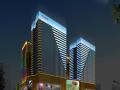 LED建筑照明设计 景观照明设主计 3D建模渲染