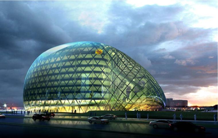 [北京]超大跨度空间钢结构施工方案(技术标,近400页)