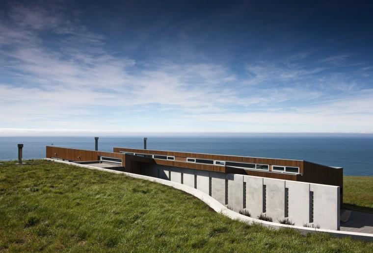 新西兰南海岸住宅