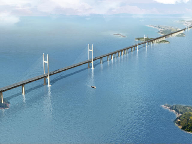 公铁两用跨海大桥工程质量安全管理保证体系手册302页