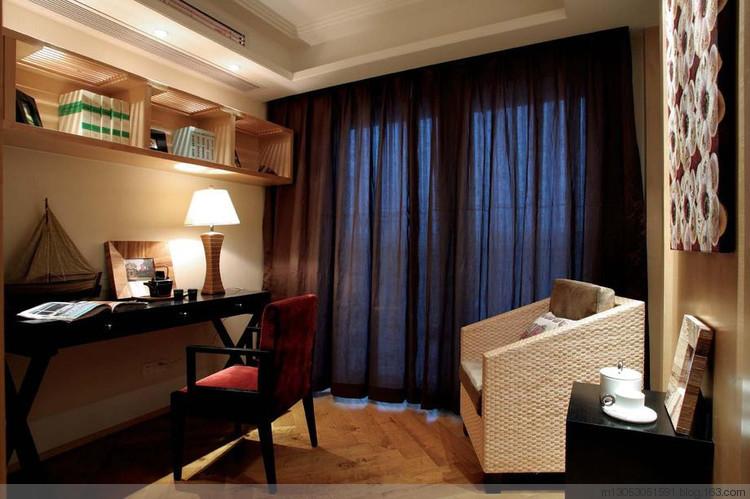 海亮九玺 129平米 三居室 东南亚风格 - 小宝 - 小宝的博客