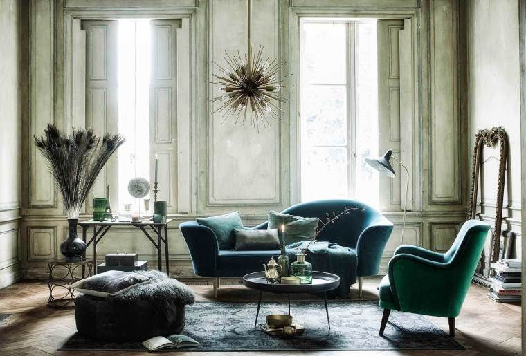 新古典风格的住宅