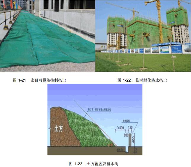 知名企业编制建筑工程绿色施工示范图集(104页,2015版)