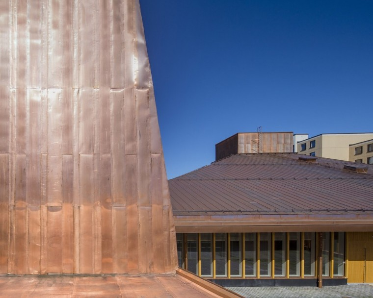 Nørreport Station by Cobe Architects