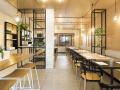 澳大利亚某咖啡厅室内设计实景图