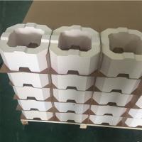 超裕耐材筒子砖耐火筒子砖高铝筒子砖玻璃窑蓄热室筒子砖