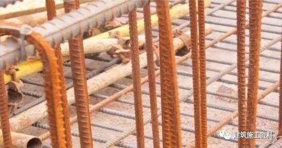 钢筋原材、试验、成品保护、加工通病及防治措施