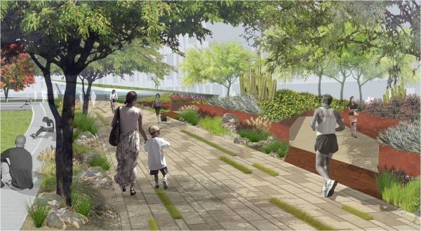 [美國]生態人文休閑活力公園景觀設計方案(英文文本)圖片
