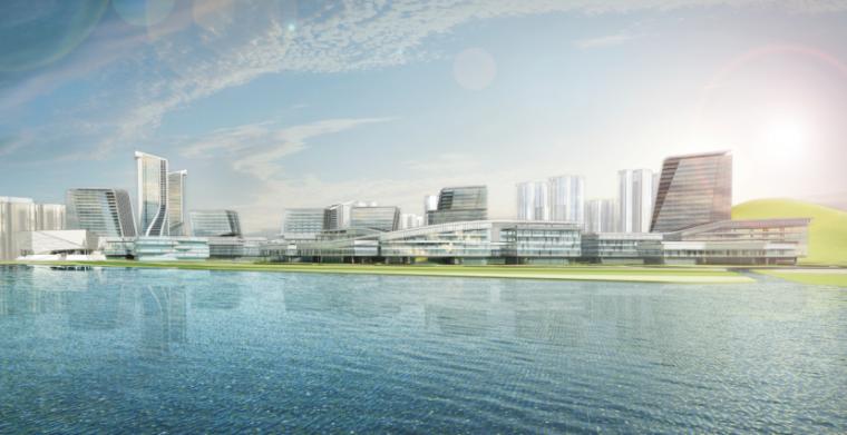[广东]滨海一流经济核心区及高端住宅规划设计文本