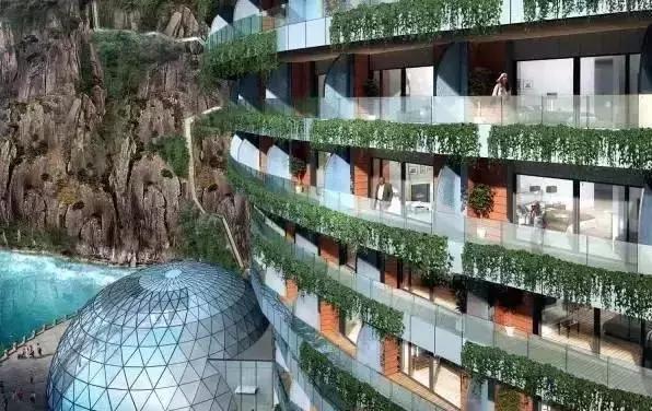 #每日毒评#世界上海拔最低的酒店_18