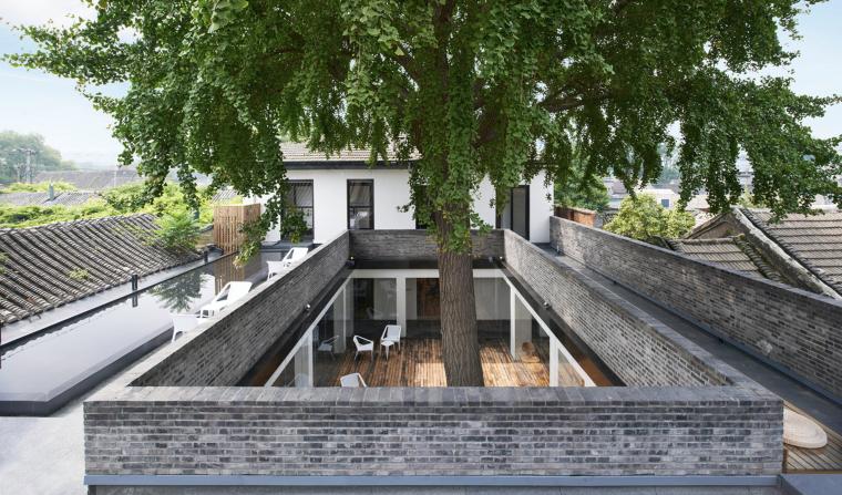 [北京]协作胡同胶囊民宿酒店建筑设计