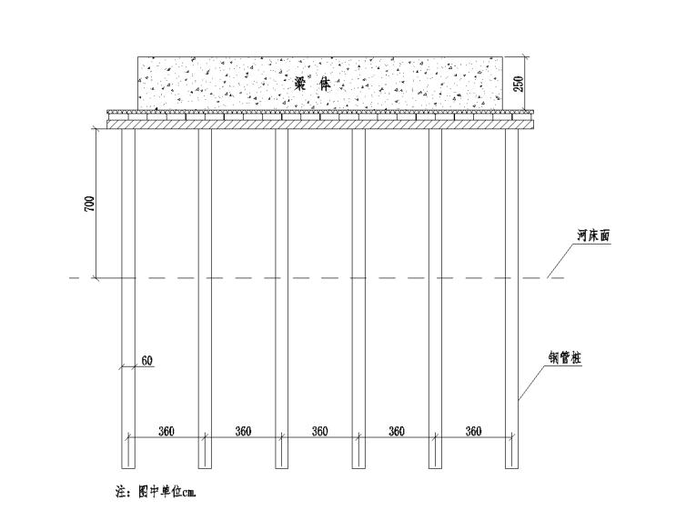 钢管桩基础结构简要设计原理及应用实例