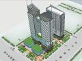 [安徽]文一集团企业总部基地建筑概念设计方案文本