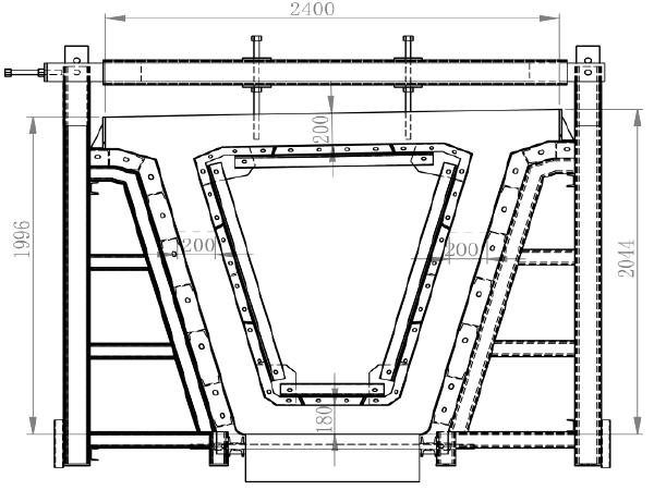 40m箱梁截面方案图-中梁_1