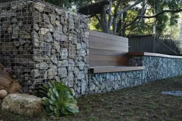最新收集100款挡土墙设计!_53