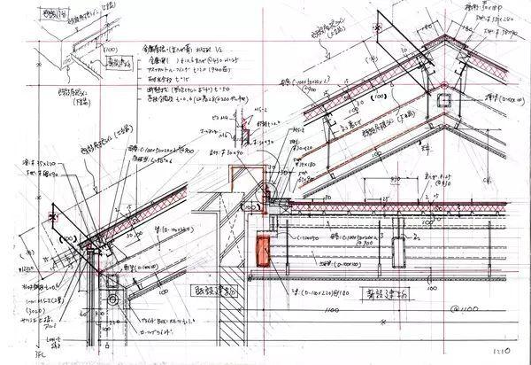 建筑施工图该如何确定需要画哪些墙身大样和节点?_6
