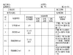 隧道质量检验表格总结(共37页)
