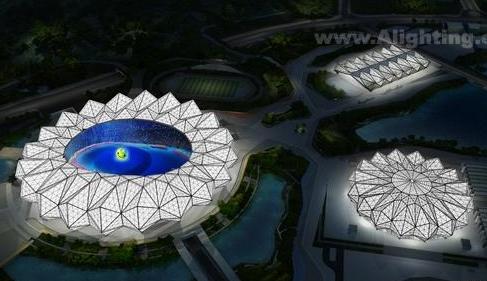 深圳大运中心主体育场钢屋盖结构设计