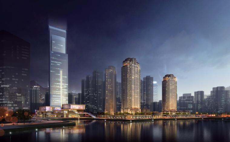 [湖南]国际总部中心二期商业综合体项目方案设计(含酒店、公寓)_7