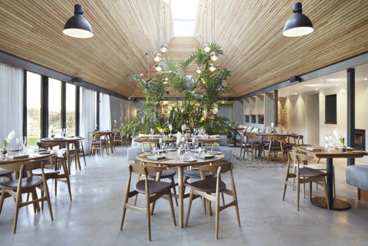 Woodspeen餐厅与厨艺学校室内设计方案图(含22张)
