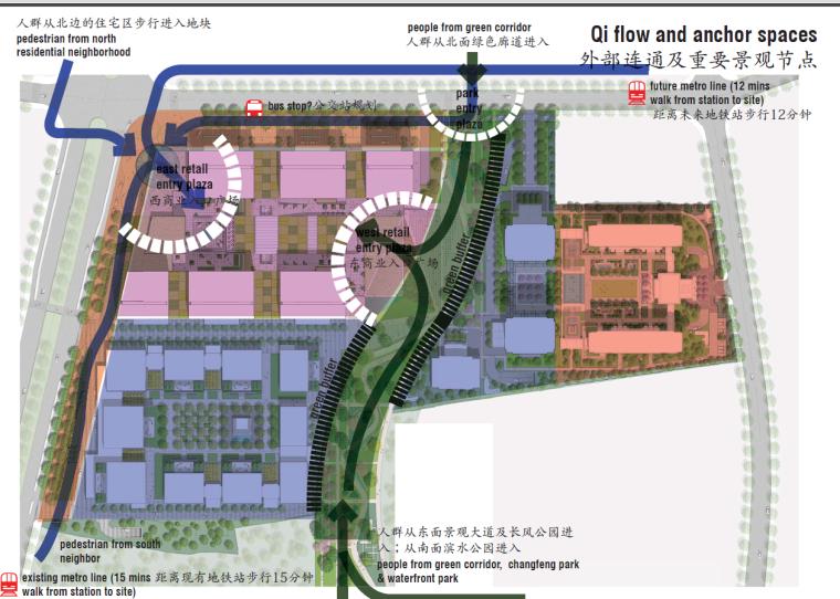 [上海]艺术、生活、景观总体框架+住宅概念设计_5