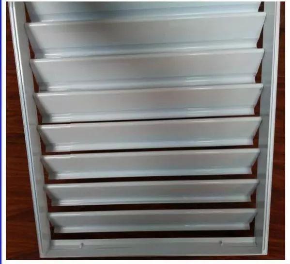 七种空调风口的分类与用途_4