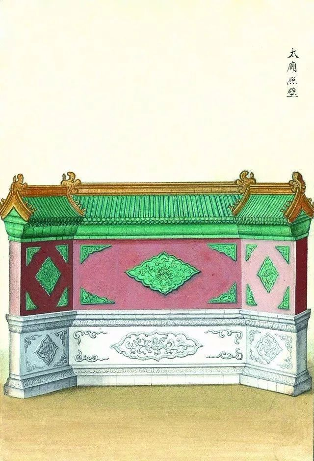 另一个视角:外国人画笔下的中式古典建筑_7