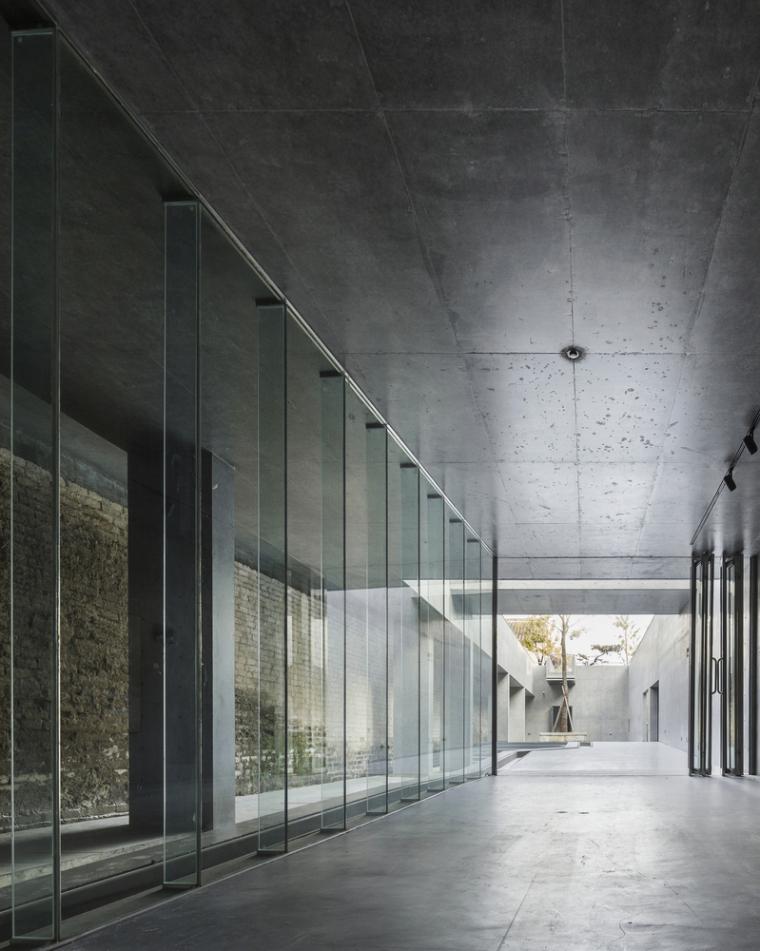 徐州现代语境表现的城墙博物馆内部实景图 (11)