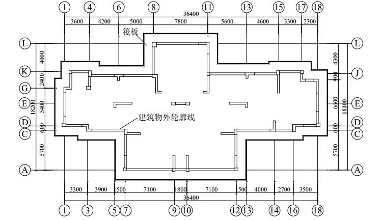端承桩复合桩基在岩溶地区的工程实践_1
