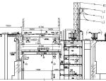 水利发电厂钢结构工程施工图(CAD,4张)