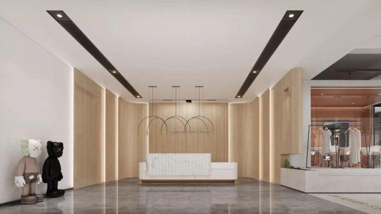 20套商业空间设计——挖掘现代设计的东方古典美学_3