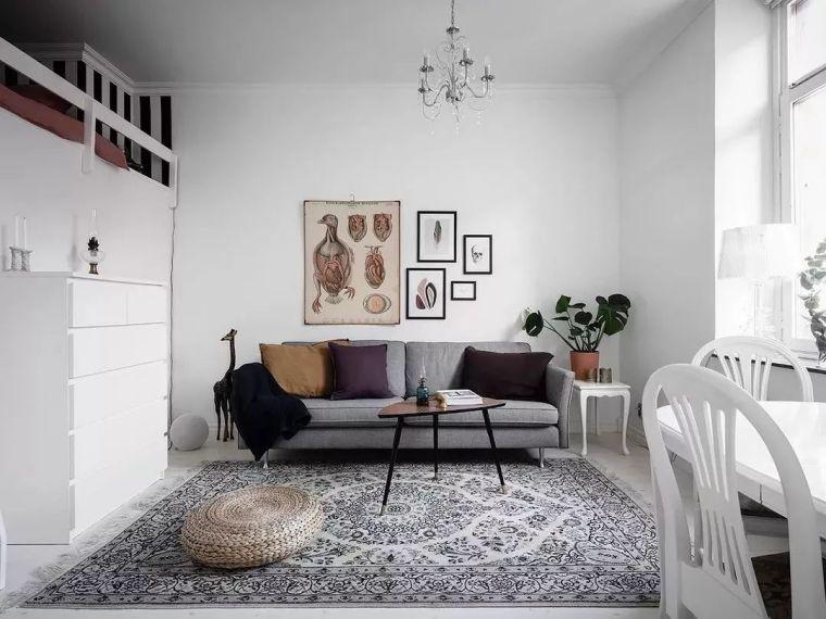 这5 种沙发背景墙设计,正流行!