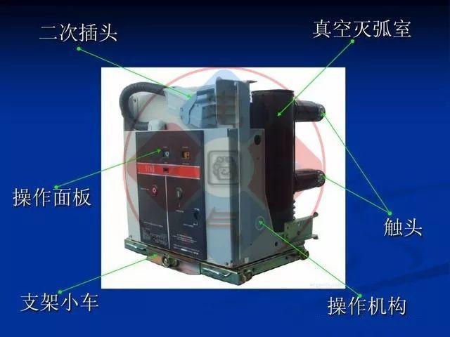 10KV供配电系统常用的12类电气设备,有什么用途?怎么使用?_9