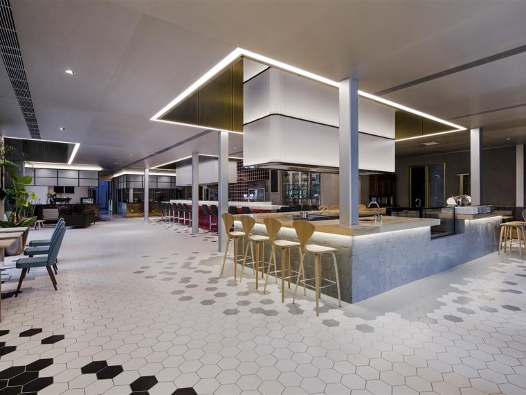 43套餐饮空间精品设计案例|3D成套模型免费下载!!