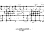 6层钢混框架结构住宅楼结构施工图(CAD、14张)