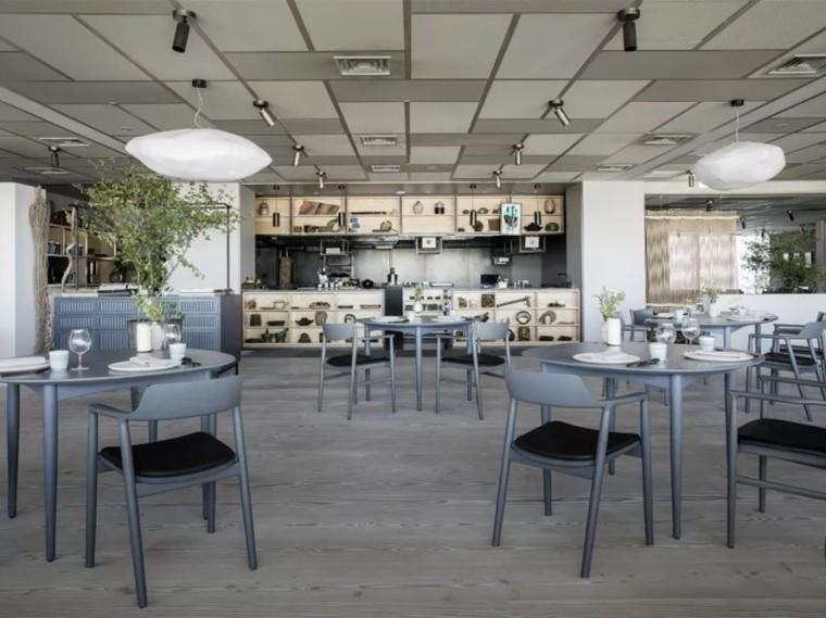 东京融合日式及斯堪美学的Inua餐厅