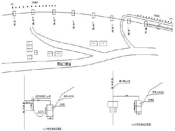 铁路工程右侧山体边坡加固防护工程施工方案