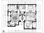 [上海]欧式高端私人豪宅设计施工图