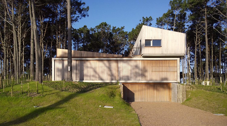 乌拉圭Pinar del Faro住宅