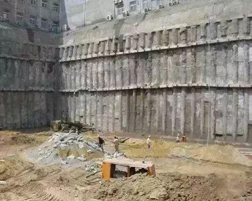 八大基坑支护结构类型,一篇全概括了!_4