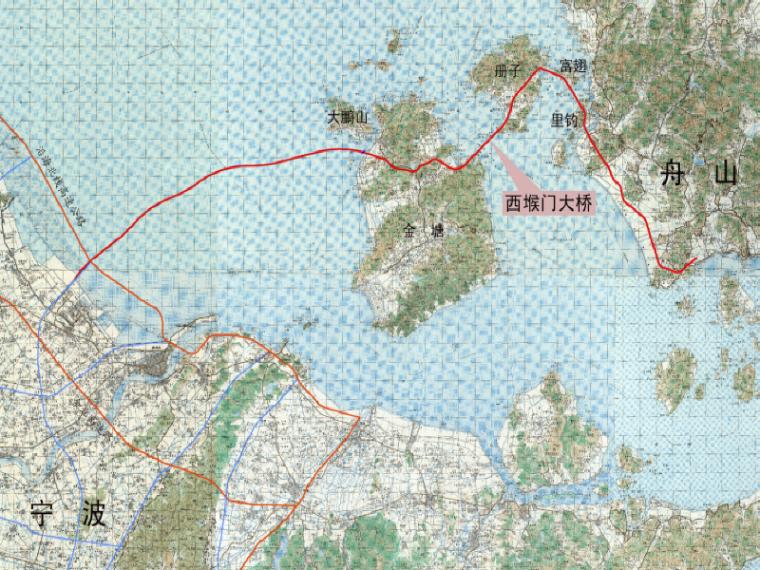 [浙江]特大型跨海桥梁第二标段施工组织设计(236页)