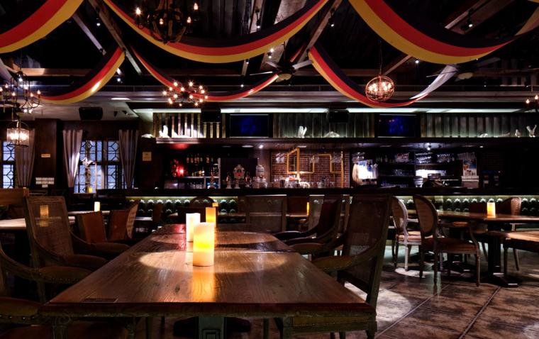 科隆巴赫音乐餐厅设计方案文本