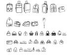 378套服装衣帽包包等物品CAD模块