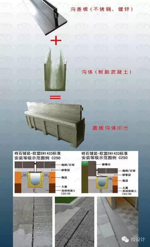 缝隙式排水·精致化景观细节设计_20
