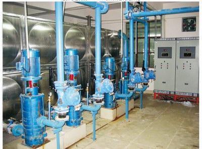 [山西汾西]宜兴煤业泵房水处理系统施工组织方案