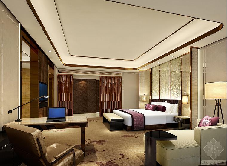 室内设计家装工装施工图及设计方案精品汇总_11
