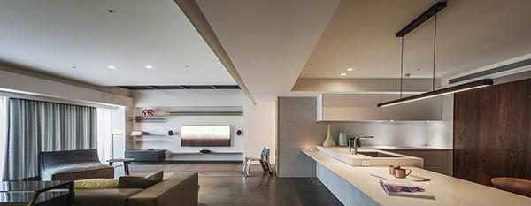 源自香氛艺术的室内设计探寻生活味道