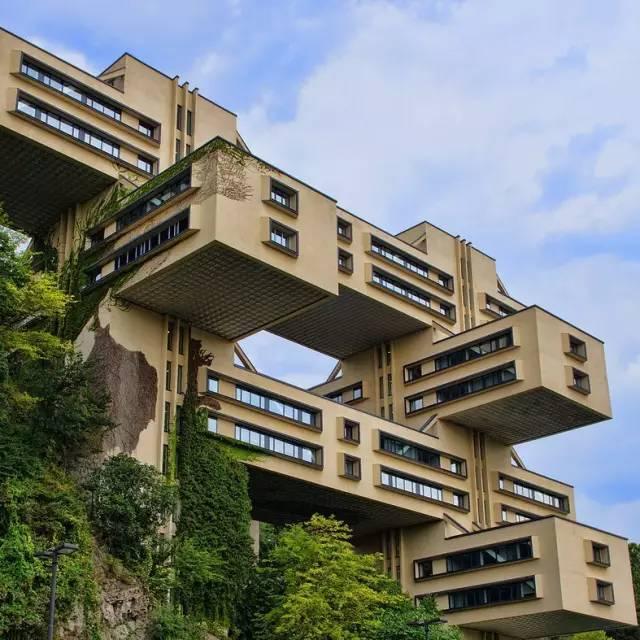 这些苏联时期的建筑,漂亮得不像地球人建的